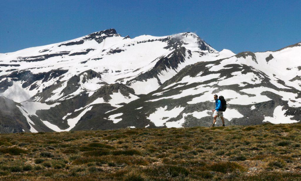 Sierra Nevada Andalusie