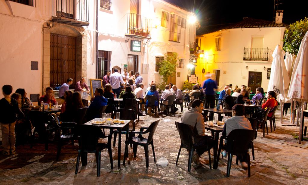 Grazalema Andalusie