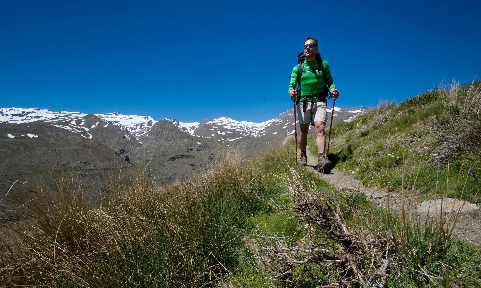 Wandelen in de Sierra Nevada Andalusie