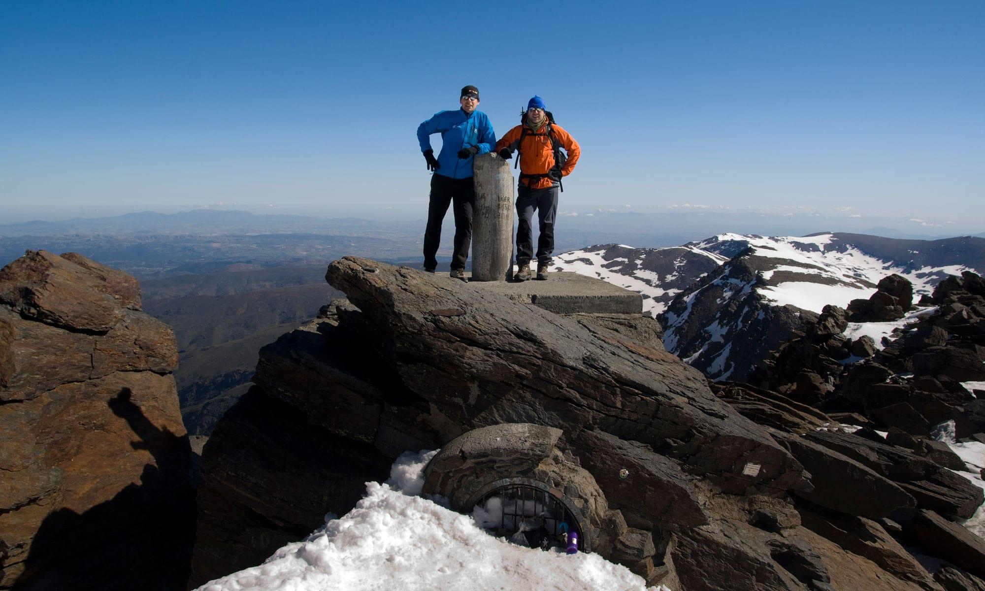 Top Mulhacén Sierra Nevada