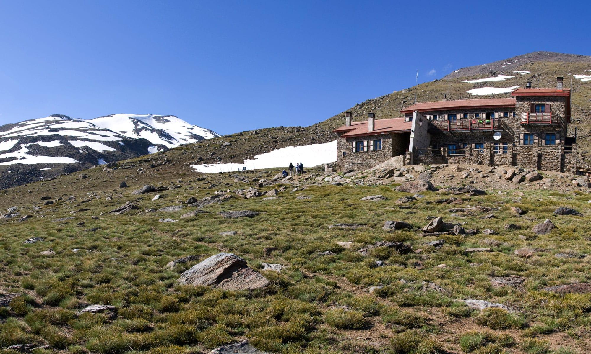 Rifugio Poqueira Sierra Nevada