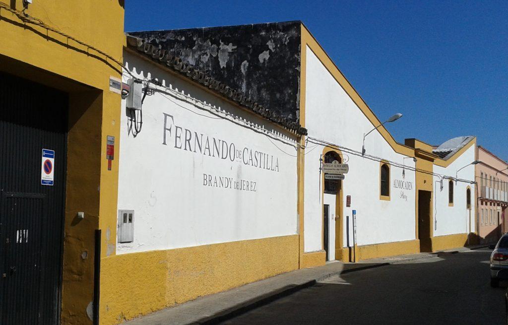 Brandy Andalusië