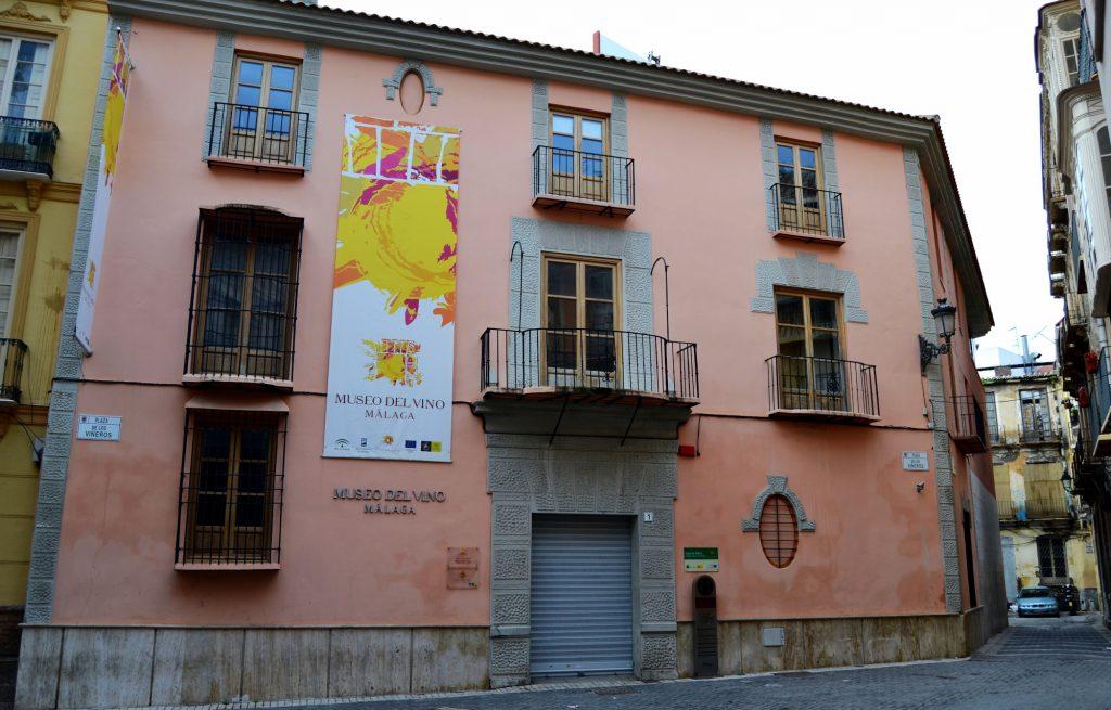 Málaga wijnmuseum