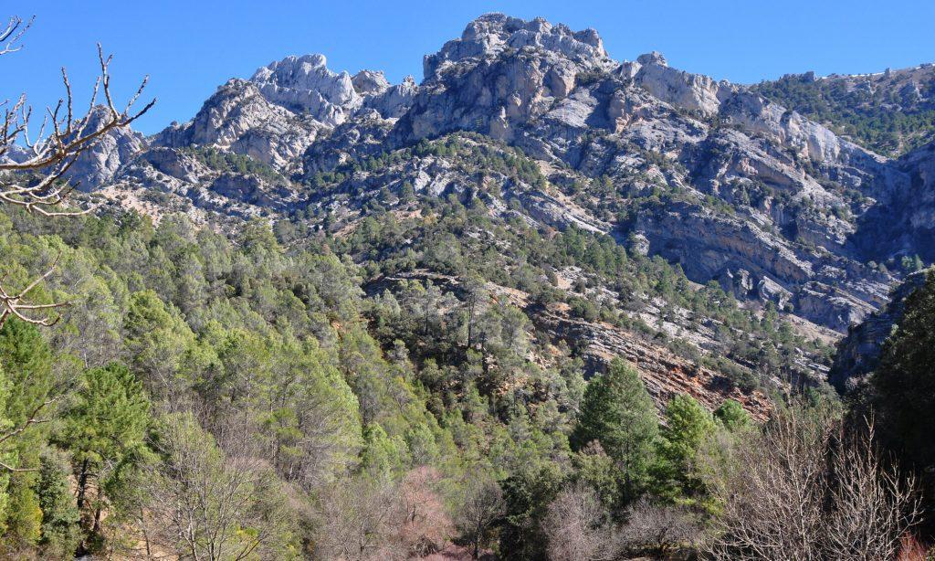 Sierra de Cazorla,