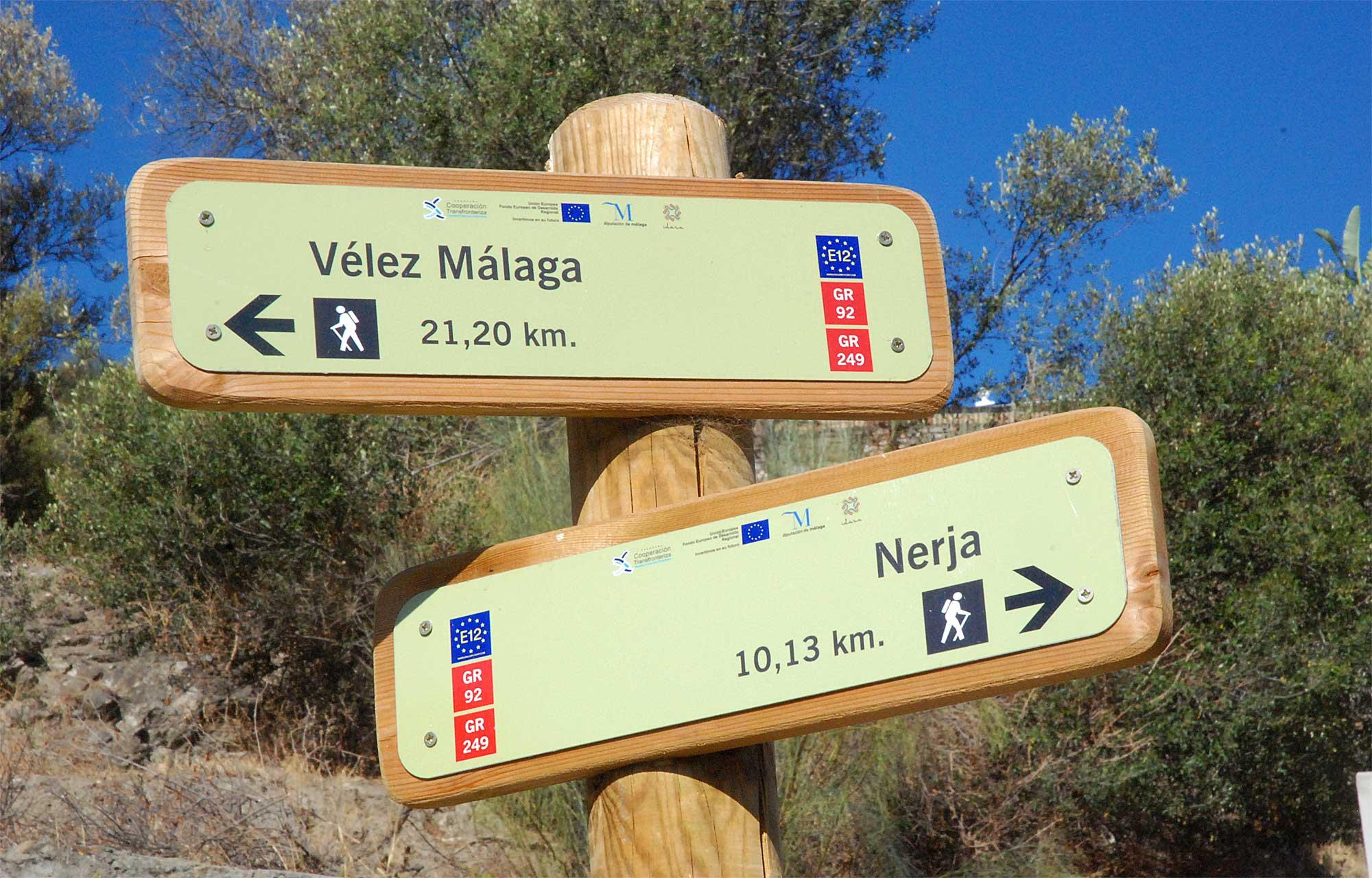 Wandelroute GR-249 Sierra de Grazalema