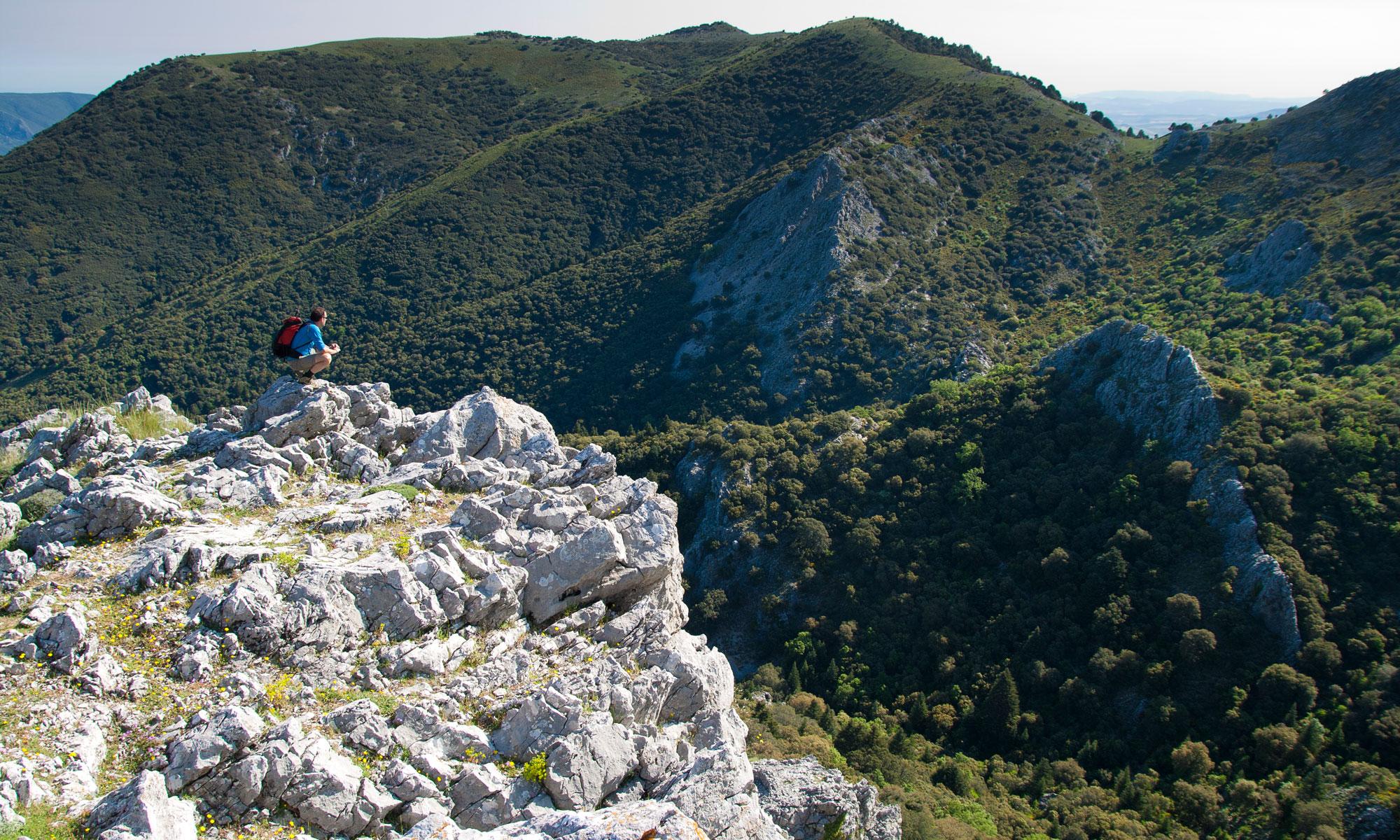Wandelroute Sendero El Pinsapar