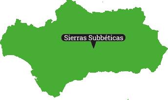Sierras Subbeticas