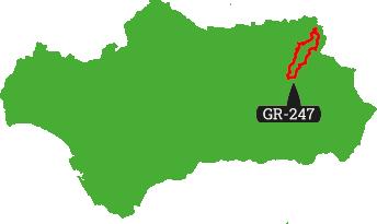 GR-247 Bosques del Sur