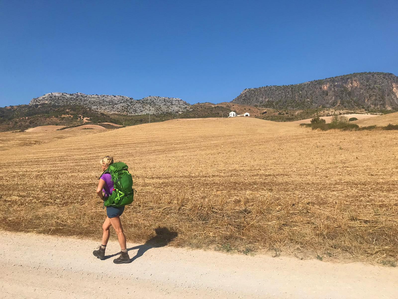 GR-141 Gran Senda Serrania Ronda