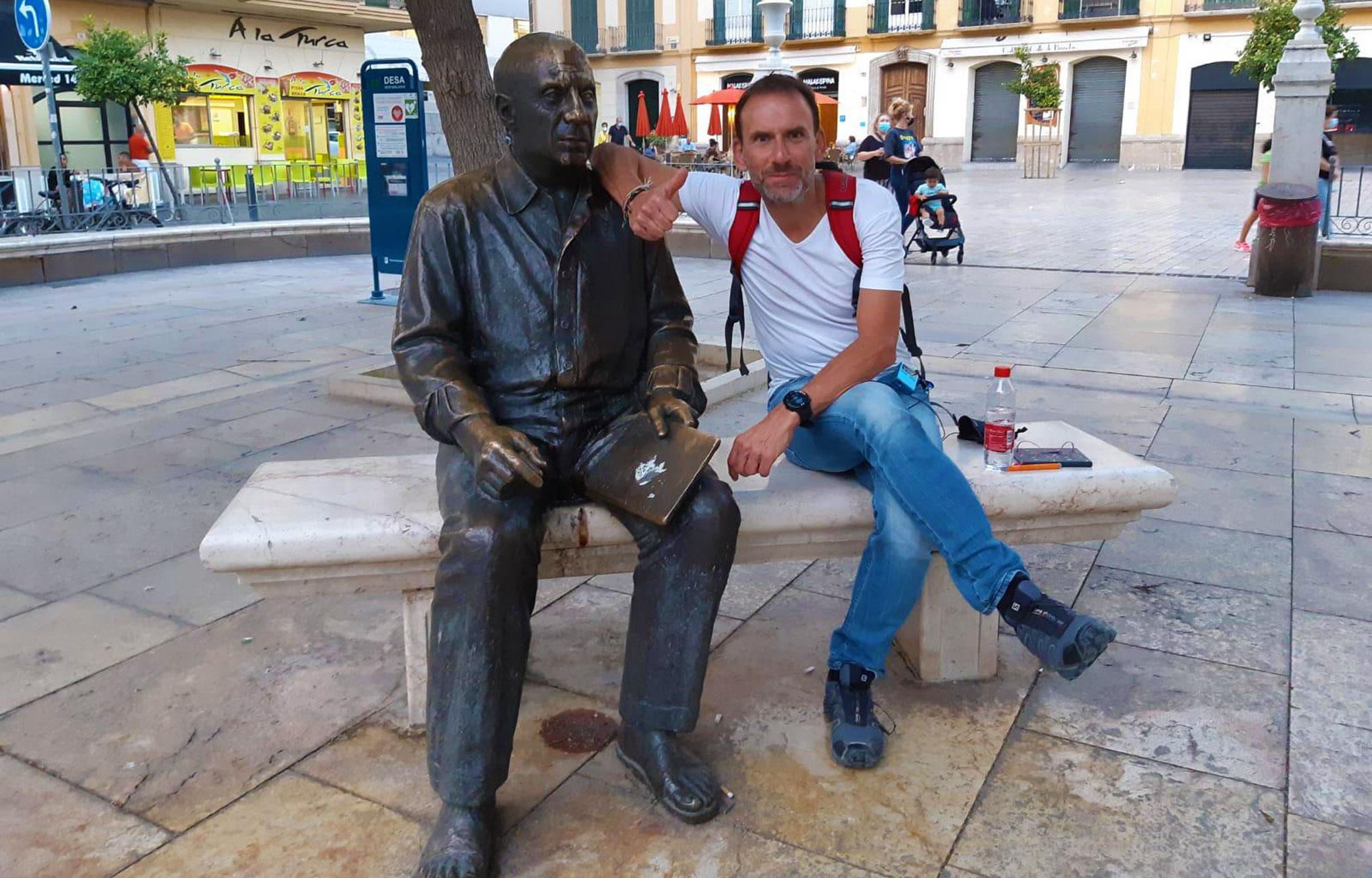 Stadswandeling Malaga Picasso