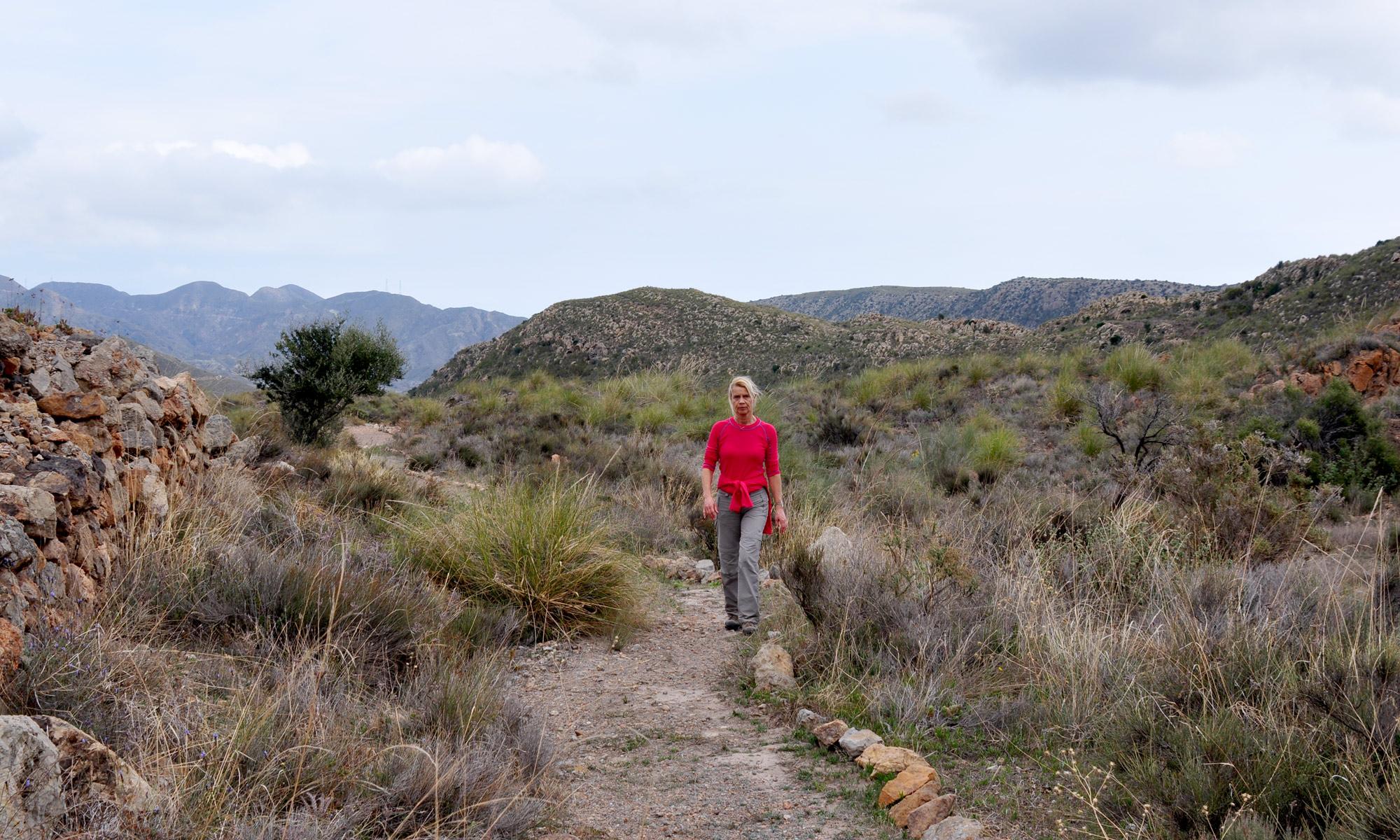 Wandelen Cabo de Gata