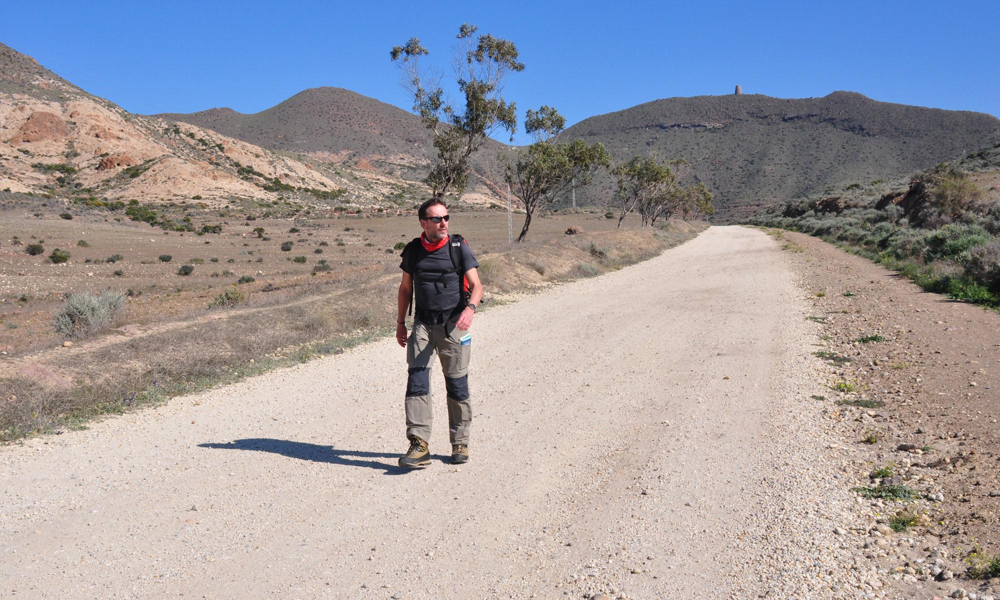 Wandelen Cabo de Gata Andalusië