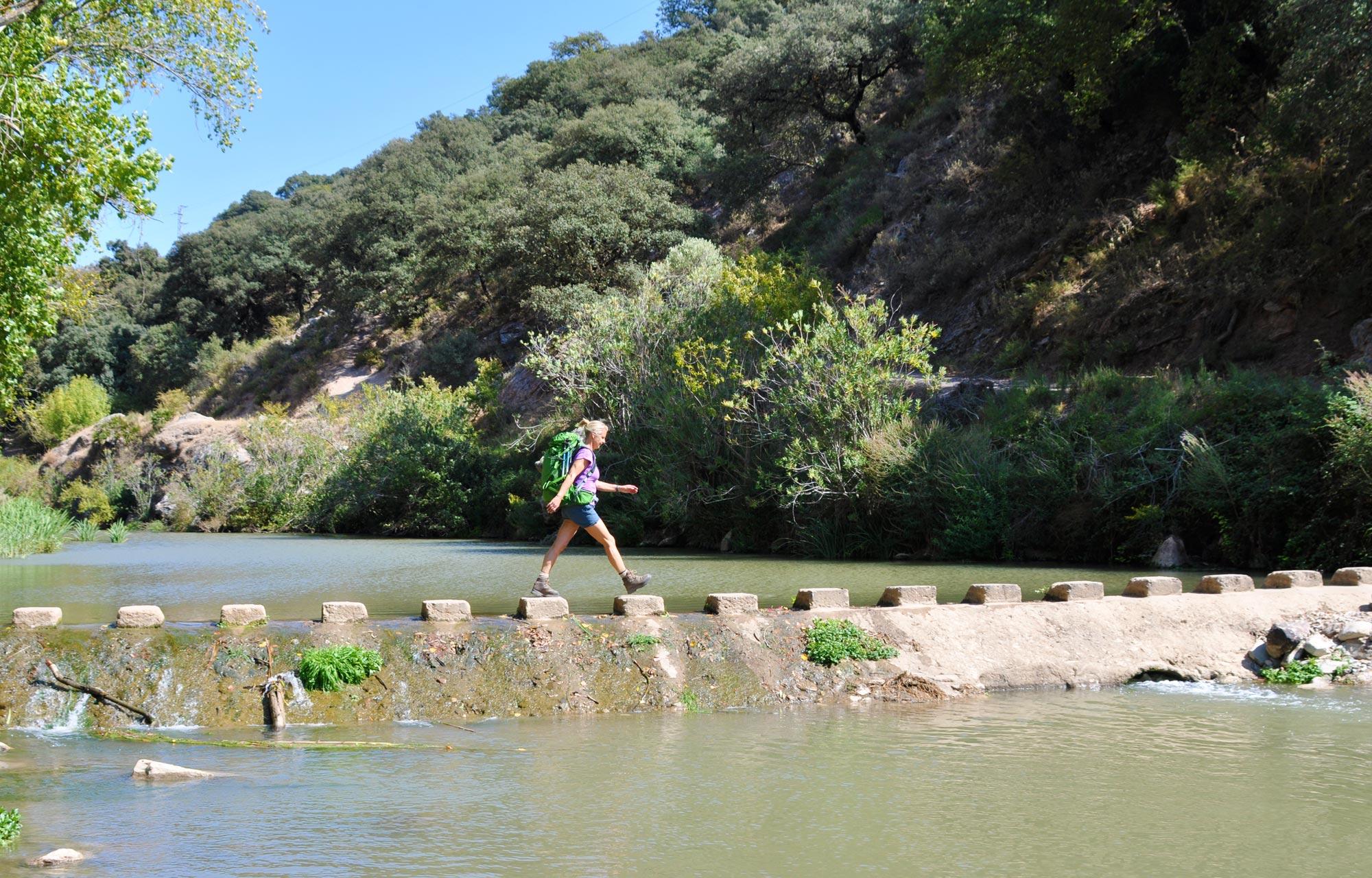 Wandelen Andalusië, GR-141