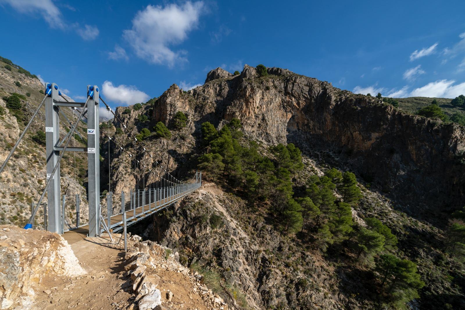 Sendero El Saltillo GR 249